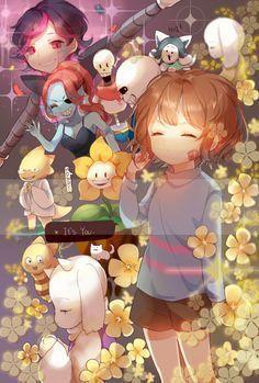 [Fnaf, SL] Quẩy ảnh Fnaf của mị :) (Drop) - undertale part 2 Undertale Comic, Undertale Cute, Undertale Fanart, Frisk, Chara, Kawaii, Pokemon, Toby Fox, Underswap