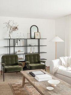 Cozy Living Rooms, Living Room Decor, Living Spaces, Modern Living Rooms, French Living Rooms, Condo Living Room, House Rooms, Modern Condo, Modern Crib
