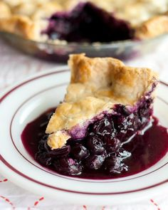 Classic Summer Recipe: Blueberry Pie Recipes from The Kitchn