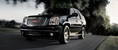 "This is my future ""Yes, gas mileage may be atrocious, but I will not buy a minivan"" SUV; 2013 GMC Yukon Denali Luxury Hybrid SUV (rides so freaking smooth on and off road!!)"