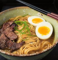 If you are looking for a quick ramen fix, 30 minute curry ramen can be on the table in less than half an hour. It's rich, salty goodness in a bowl.