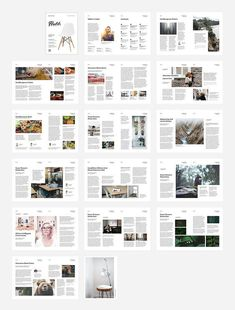 Great site for designing family history books with lots of text yet still be very easy to read. Great site for designing family history books with lots of text yet still be very easy to read. Magazine Page Layouts, Magazine Layout Design, Design Editorial, Editorial Layout, Family History Book, History Books, Page Layout Design, Layout Book, Design Design