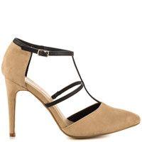 JustFab heels.