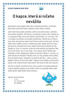 detské básne - Hledat Googlem Activities, Play, School, Schools