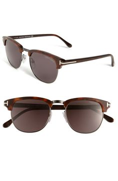 I want:)  Tom Ford Sunglasses