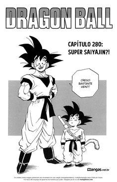 Ler mangá Dragon Ball - Capítulo 280 online