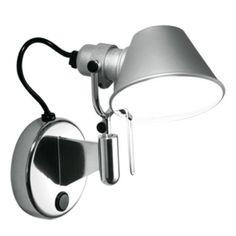 Tolomeo Micro Faretto Wandlamp