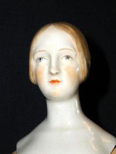 1700 Meissen doll