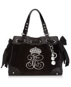Juicy Couture Handbag, All Hail Velour Daydreamer - Handbags & Accessories - Macy's