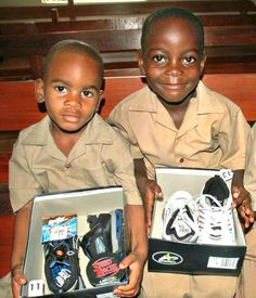 For each order on GeneSmart.com, we'll provide $5 to Samaritan's Feet to provide shoes for kids. Shop healthy living products today!