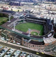 ... The original Comiskey Park - Go #Whitesox!