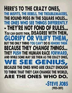 No caption will ever do this quote justice EVER! Words to live by...#TOMS