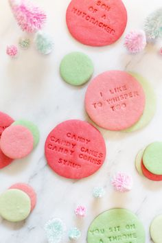 Elf Quote Christmas Cookies ~ Lovely Indeed Christmas Pudding, Christmas Sweets, Christmas Love, Christmas Baking, Christmas Cookies, Christmas Crafts, Christmas Foods, Christmas Breakfast, Christmas Carol