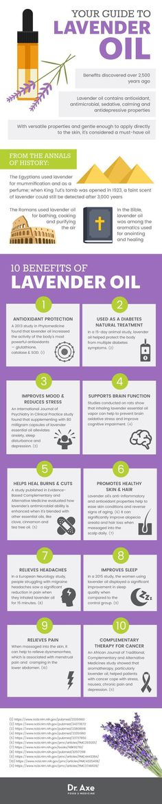 Top 7 Lavender Oil Benefits. Lavender DIY recipes