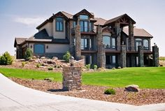Peoria real estate you own property gives you the best advice about selling Valley Estates, Desert Hills, Deer Valley estates, etc. Fletcher Heights home Peoria contacts with real estate. Future House, My House, Huge Houses, Dream Mansion, Dream House Exterior, My Dream Home, Dream Homes, Dream Big, House Goals
