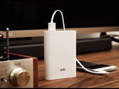 Xiaomi ZMI Power Bank 7800mAh + 3G/4G Modem Unboxing-Review