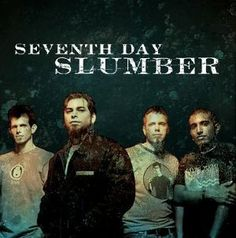 Seventh Day Slumber; great diversity in Christian music production, love this band!