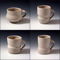 Assignment: Exploring a form, part 1 | pottery blog: emily murphy