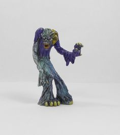 Monster In My Pocket 31 Zombie (1) 2nd Gen 2006 RPG Mini Toy Figure