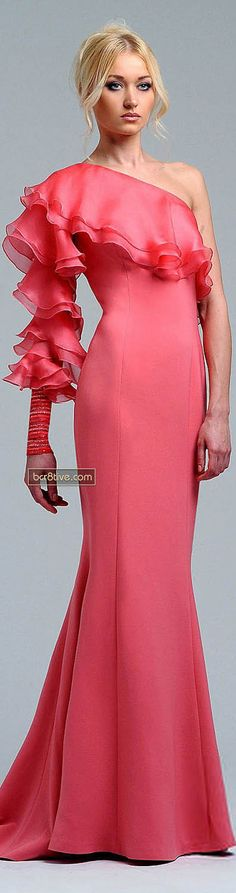 Edward Arsouni Fall Winter 2013-2014 Ready to Wear