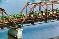 John Deere 66 Power Train