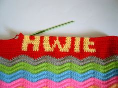 Crocheting Letters Into A Hat : about Crochet Letters on Pinterest Crochet Alphabet, Crochet Letters ...