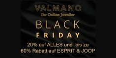 Black Friday bei VALMANO