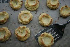 Yellow Idaho® Potato Duchess Sides
