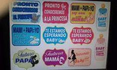 Resultado de imagen de carteles con frases para baby shower Baby Shower, Babyshower, Baby Showers, Gender Reveal Parties