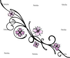 nother example of a classy tattoo,i love it and can be inked wherever the girl wishes   www.classytattoos.net