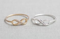 20 Wedding Rings that Symbolize Your Infinite Love