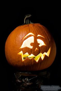 Pumpkin Carving Ideas for Halloween 2015: Some of The Best of 2013 Halloween Pumpkins