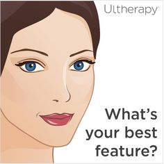 The new year is a great time to embrace your beautiful self! What's your best facial feature? #ChooseYOU