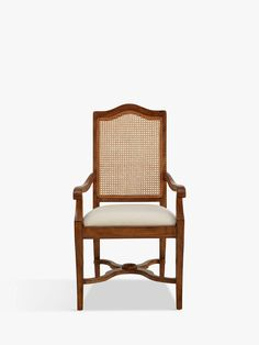 Buy John Lewis & Partners Hemingway Cane Carver Chair from our Dining Chairs range at John Lewis & Partners. Fast Growing Trees, Outdoor Chairs, Outdoor Decor, Arts And Crafts Movement, Dining Table Chairs, John Lewis, Armchair, Ash, Knots