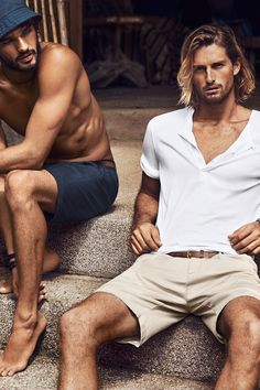 This summer it's all about the basics. H&M. #HMMEN
