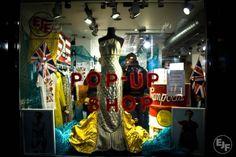 Event/launch brand inspo - fun fashion with a message #brandtrifecta