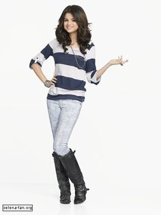 selena gomez wizards of waverly place outfits - Google Search