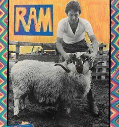 Paul McCartney's 1971 album Ram