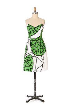 Lily Pad Dress by Marimekko