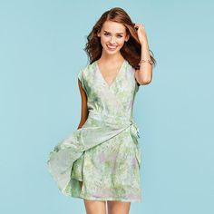 mark. Hidden Motive Romper. Prevent mishaps on windy days with the matching shorts underneath!