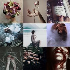 Three Dark Crowns Katharine Mirabella Arsinoe Kendare Blake book aesthetic or is this a moodboard?? idk my work edits this took me a day and a half to complete my back hurts mine cutekitten6.tumblr.com
