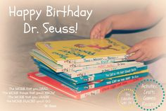 Dr. Seuss Activities and Resources