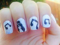 "Nice Nails: Slash ""Anastasia"""