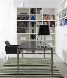 BoConcept desk chair.  Various fabrics available.