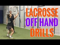 4 LACROSSE DRILLS to INSTANTLY Improve Your OFF HAND! - YouTube Lacrosse Quotes, Women's Lacrosse, Softball Problems, Lacrosse Sticks, Drills, Soccer Memes, Quotes Girls, Aesthetic Boy, Maria Sharapova
