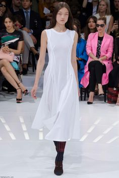 Christian Dior spring/summer 2015 collection - Paris fashion week