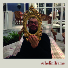 William from Nahoor #cheliniframe