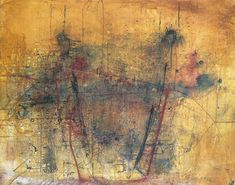 Untitled by Wols (Alfred Otto Wolfgang Schulze) on Curiator, the world's biggest collaborative art collection. Contemporary Abstract Art, Contemporary Artists, Modern Art, Joan Miro, Art Informel, Francis Picabia, Encaustic Art, Collaborative Art, Hanging Art