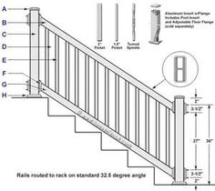1000 Images About Decks On Pinterest Deck Stairs Decks