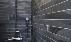 Cheap Perfect Slate Tile Flooring Best Of Slate Tile Bathroom Floor Best Choices Teatro Paraguay Than Modern With Modern Slate Tile Bathroom. Affordable Slate Subway Tile With Modern Slate Tile Bathroom. Slate Shower, Grey Bathroom Tiles, Bathroom Tile Designs, Bathroom Flooring, Bathroom Black, Bathroom Ideas, Shower Tiles, Tiled Bathrooms, Bathtub Tile